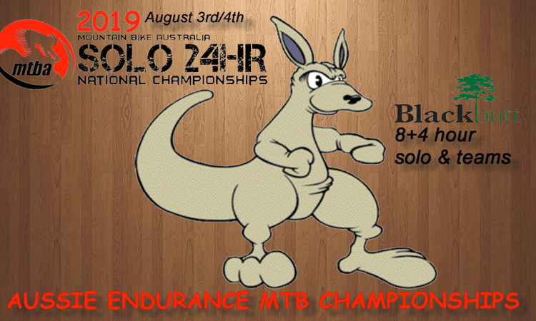 Aussie Endurance Mountain Bike Championships 2019