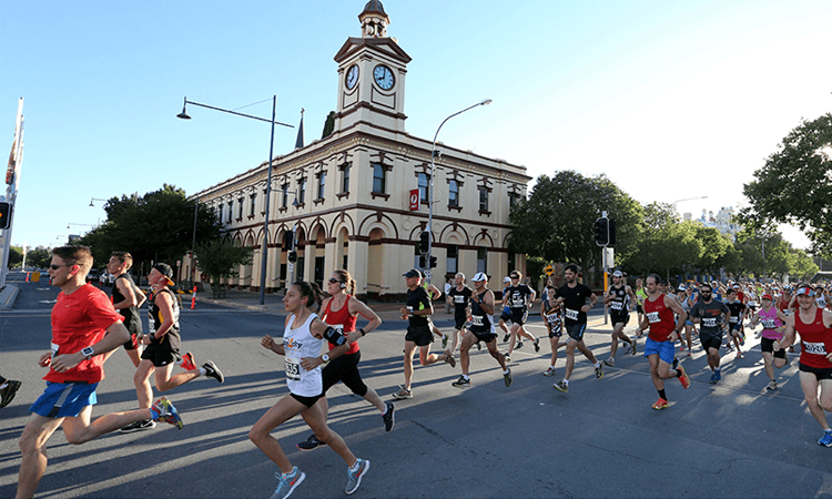 Hume Bank City 2 City Run Walk Albury New South Wales 2019