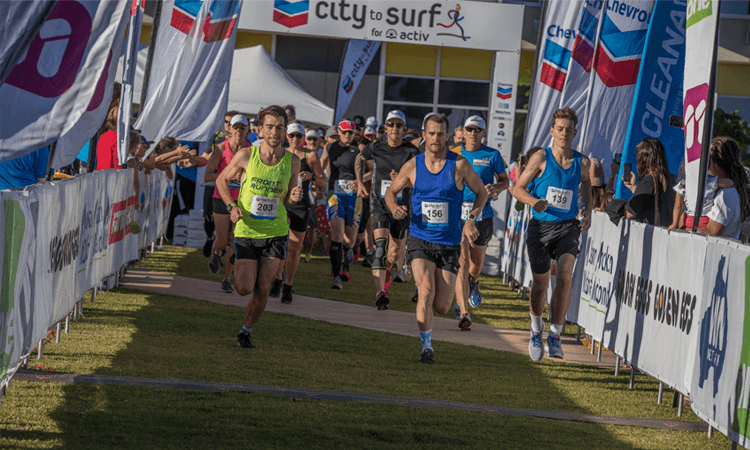 Chevron City to Surf for Activ Karratha 2019