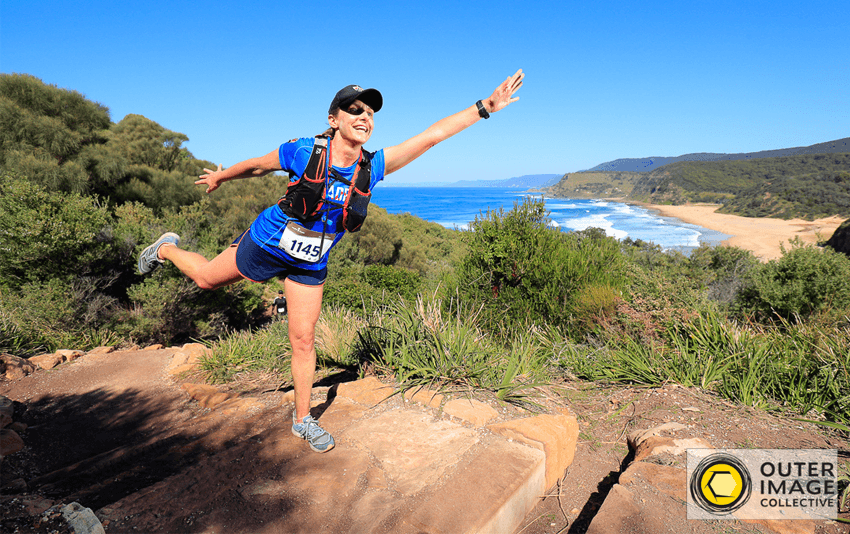 Coastal Classic 30km Trail Run Royal National Park NSW 2018