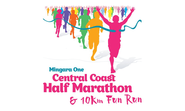 Mingara One Central Coast Half Marathon and 10km Fun Run NSW 2019