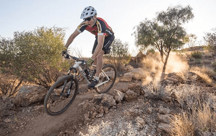 Easter in the Alice MTB Race, Alice Springs 2019