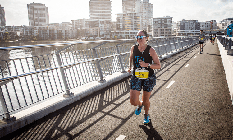 Three Bridges Run in Parramatta, New South Wales 2019