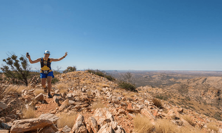 Run Larapinta Northern Territory 2020