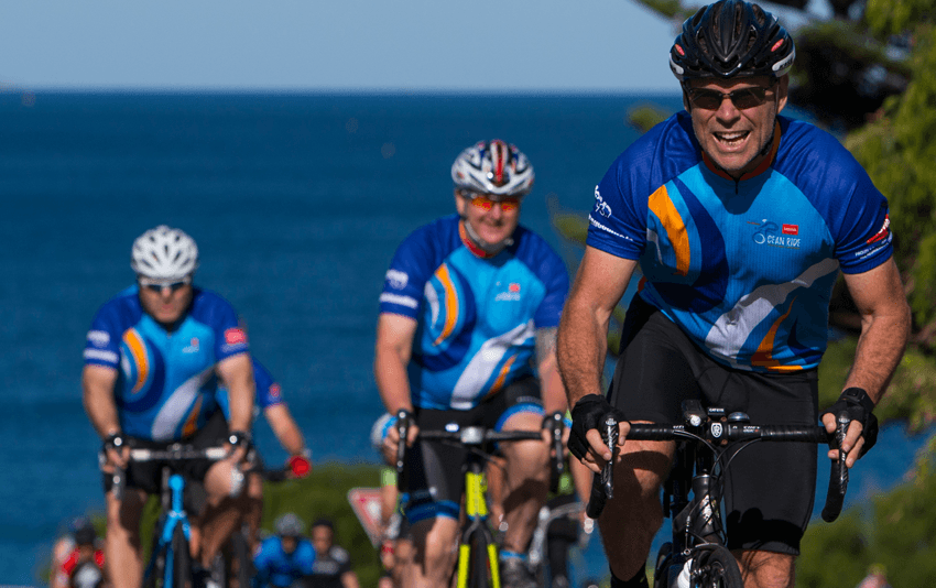 MSWA Ocean Ride Fremantle to Hillarys WA - Powered by Retravision