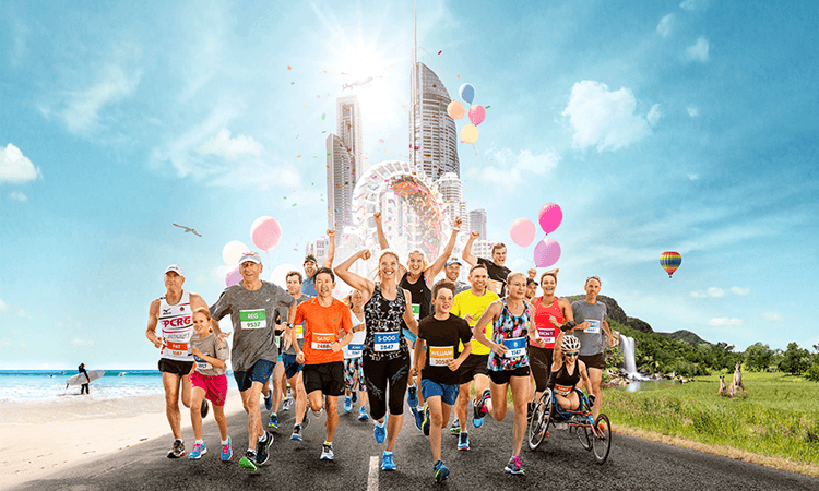 Gold Coast Marathon Queensland