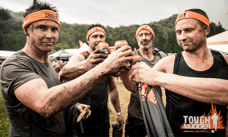 Toughest Mudder Australia 2019