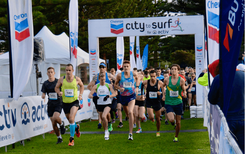 Chevron City to Surf for Activ - Albany WA 2018