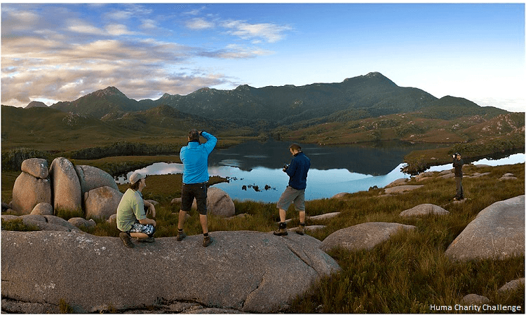 Can Too Climb Cradle Mountain Challenge November 2019