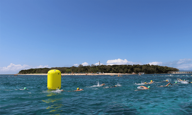 Green Island Ocean Swim 2019 QLD