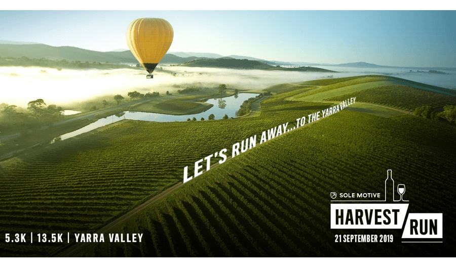 Harvest Run Yarra Valley Victoria 2019