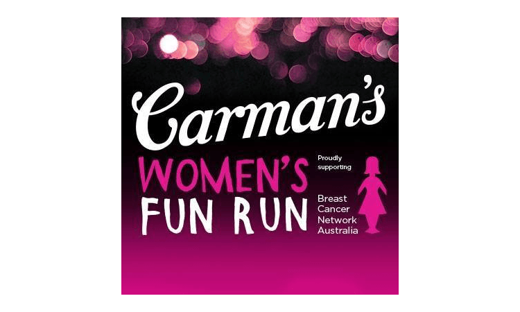 Carman's Women's Fun Run Melbourne Victoria 2019