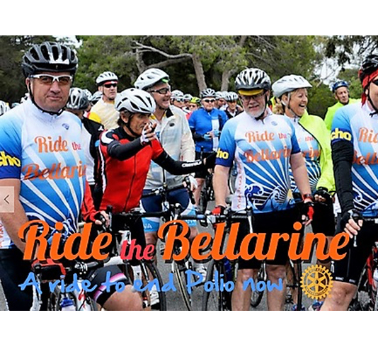 Ride the Bellarine Charity Bike Ride VIC
