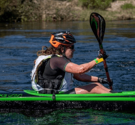 Baw Baw Extreme Multisport Race Victoria kayak