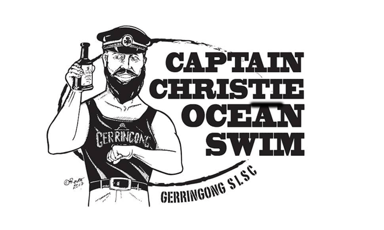 Captain Christie Ocean Swim Classic Gerringong NSW