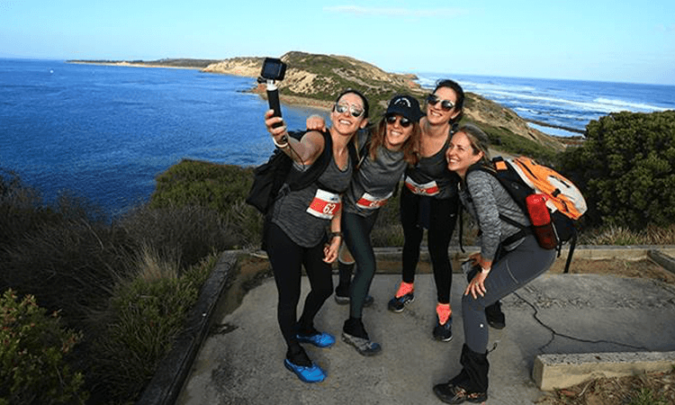 Melbourne Coastrek 2020