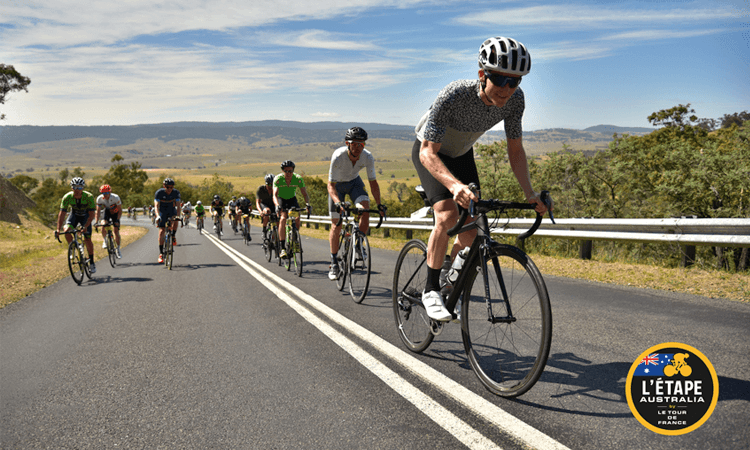 L'Etape Australia Road Bike Race NSW