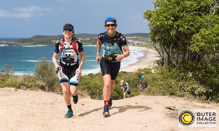 Maximum Adventure Race Series Lake Macquarie NSW runners