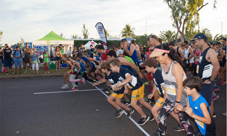 NT City 2 Surf in Darwin