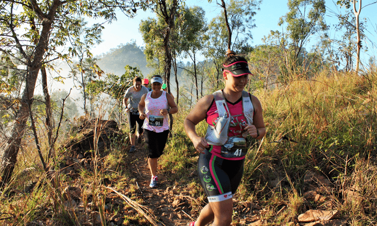 Paluma Damn Good Trail Run Queensland