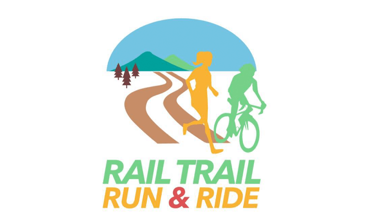Rail Trail Run and Ride in Tasmania