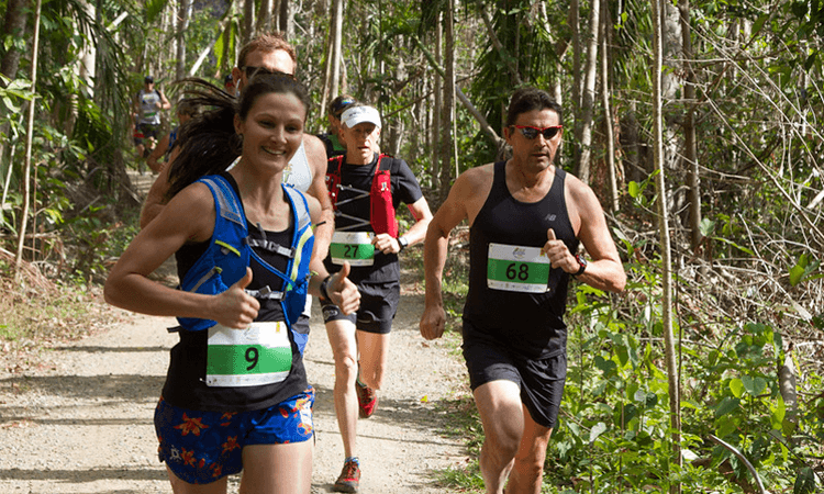Run the Great Whitsunday Trail QLD 2020