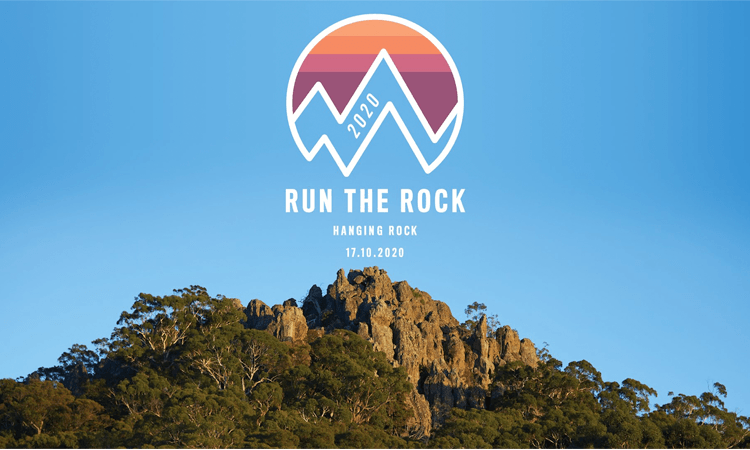 Run the Rock poster 2020