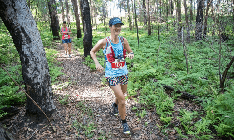 SEQ Trail Running Series Round 2 Nurimbah Valley