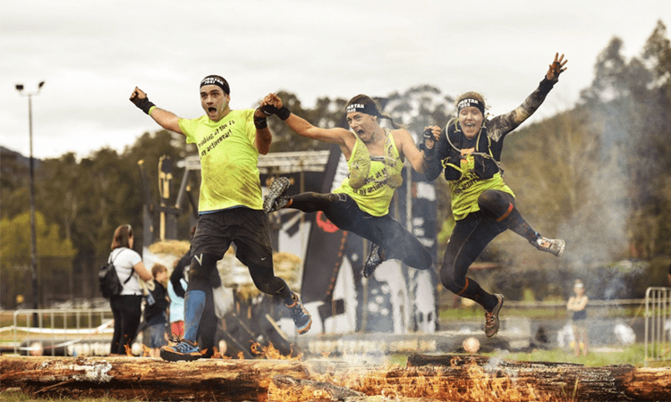 Spartan Gold Coast Obstacle Challenge Queensland