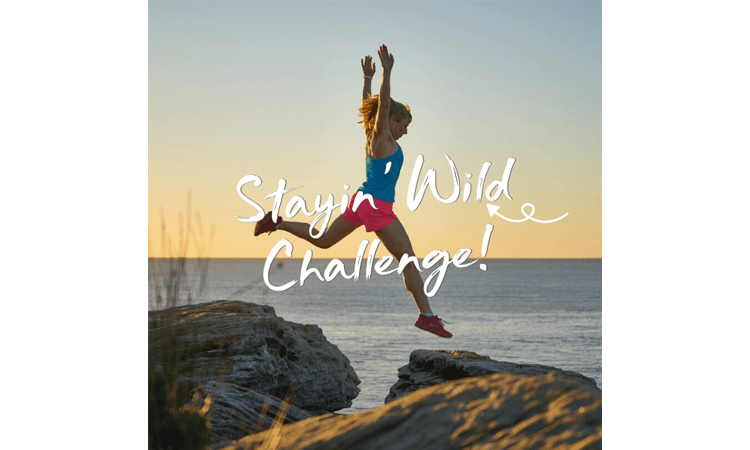 Staying Wild Fitness Challenge Wild Women on Top
