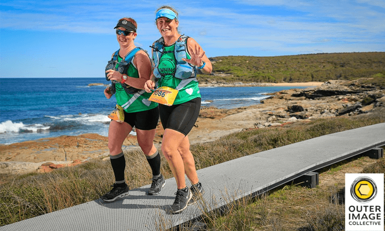 Coastal Classic 30km Trail Run Royal National Park New South Wales 2019
