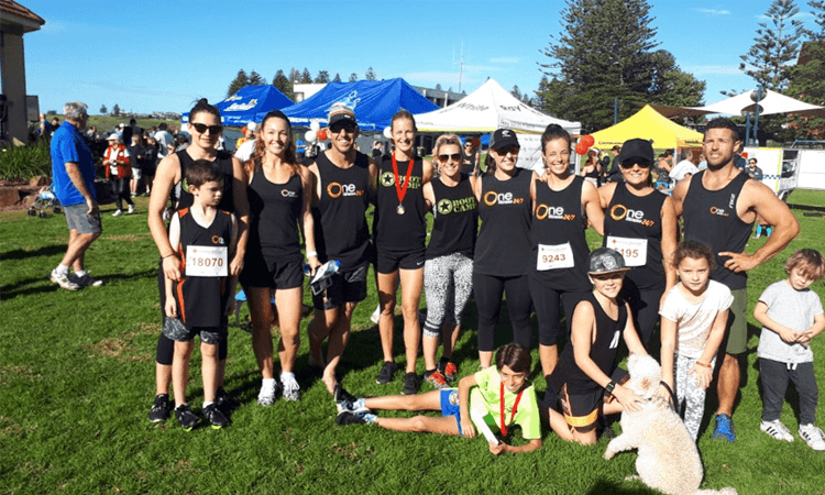 Kiama Fun Run 2019 in NSW
