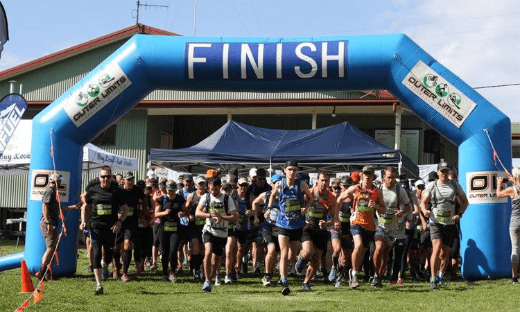 The Two Bays Trail Run Magnetic Island Queensland 2019
