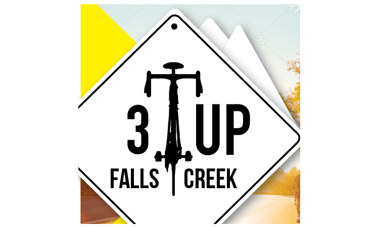 3 Times Up Falls Creek Victoria 2018