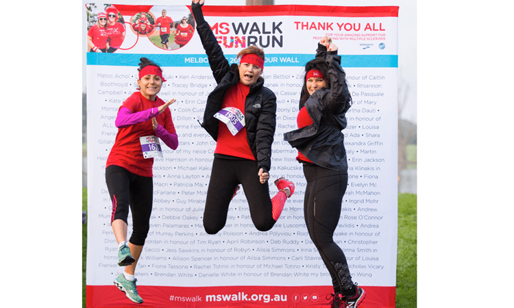 MS Walk and Fun Run Canberra ACT 2019