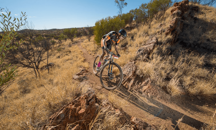 The Redback Mountain Bike Stage Race in the Northern Territory 2019