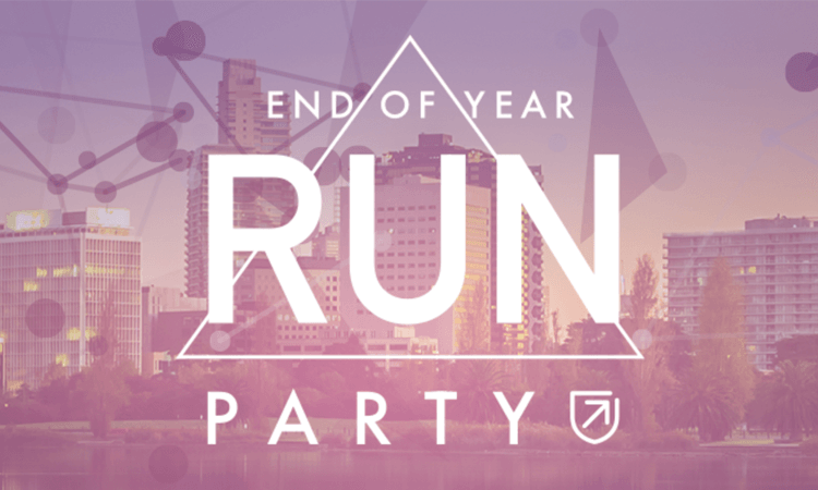 End of Year Run Party Albert Park Lake Melbourne Victoria 2018
