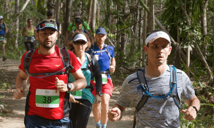 Run the Great Whitsunday Trail Rainforest 2020