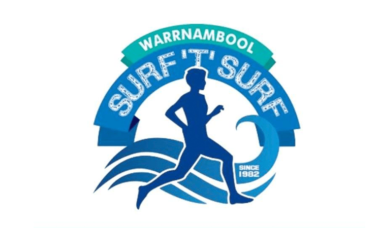 Warrnambool Surf T Surf Fun Run and Walk Victoria 2019