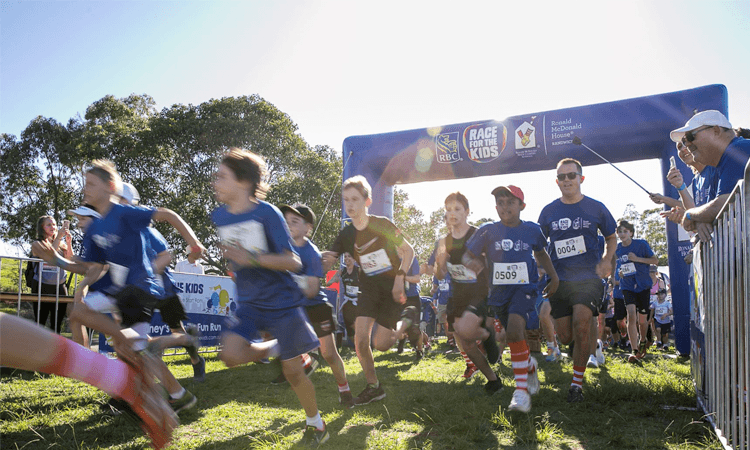 RBC Race for the Kids Sydney NSW 2019