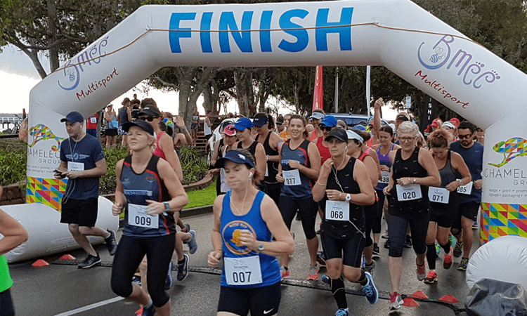 Bay Break Hervey Bay Multisport Festival in Queensland 2020